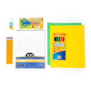 School Supply Kit at Wholesale