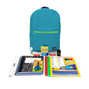 Wholesale Backpack and School Supply Kit