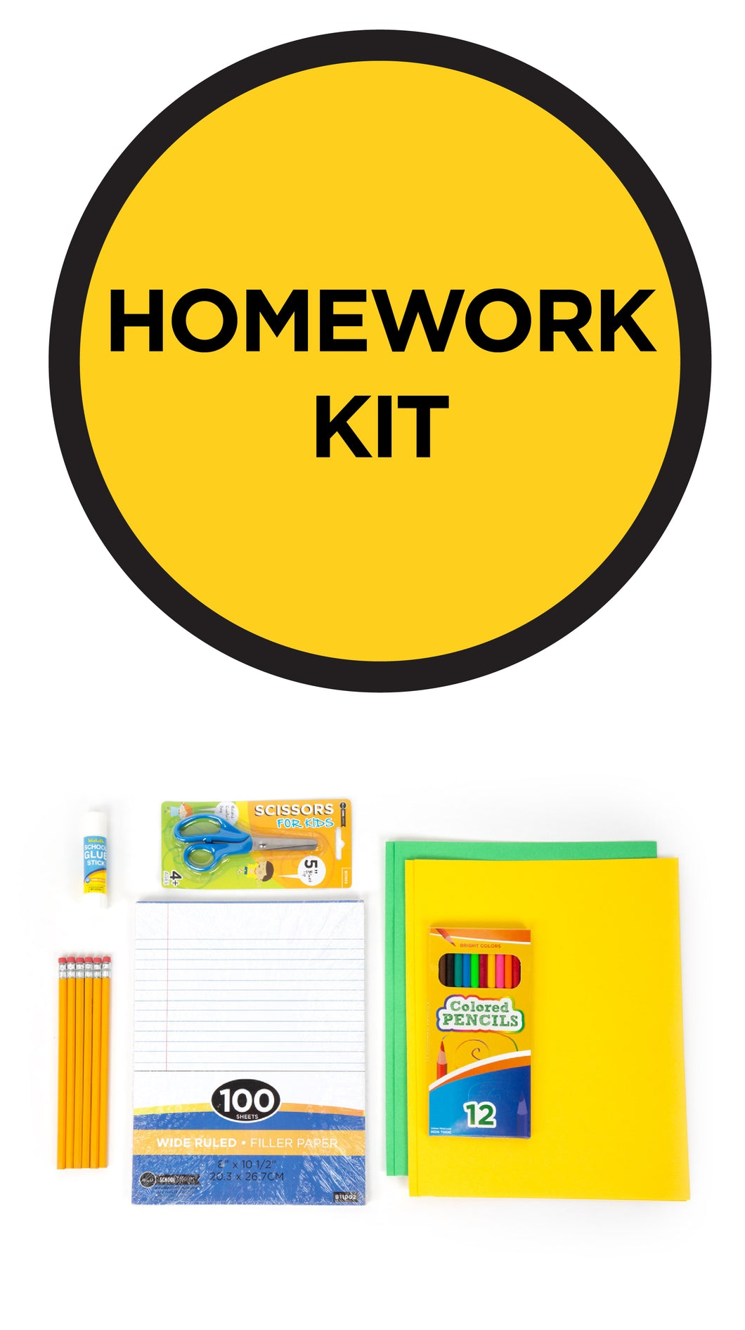 Wholesale School Supply Kit in Bulk