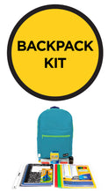 Wholesale Backpack and School Supply Kit in Bulk