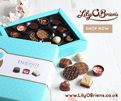 Present Pal | Lily O'Briens Exquisite Edition Chocolates | Valentine's Day Gifts for Her
