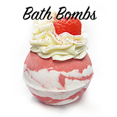 Link to Bath Bombs Heavenly Butter | Present Pal