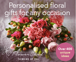 Flowercard Poster | Present Pal