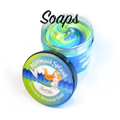 Link to Soaps Heavenly Bubbles | Present Pal