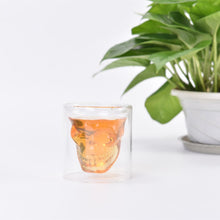 Skull Shot Glass Angle | Present Pal