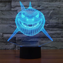 Featured Product: 3D Illusion Lamp - Animals