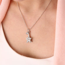Eiffel Tower Necklace being worn | Eiffel Tower | Present Pal
