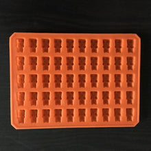 Orange Gummy Bear Chocolate Mould Reverse Side | Gifts for a Chocoholic | Present Pal