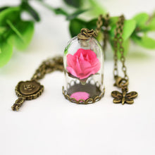 Dark Pink Little Prince Pendant | Present Pal
