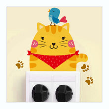 Party Cat Light Switch Sticker | Cat Theme | Present Pal