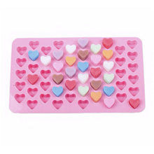 Heart-Shaped Chocolate Mould with Chocolates in it | Present Pal