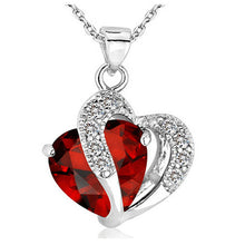 Red Heart with Chain | Present Pal