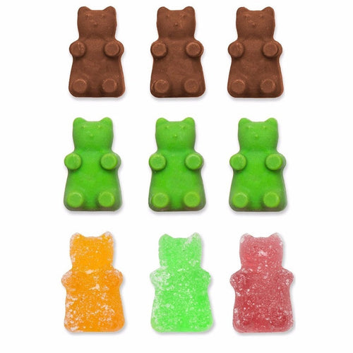 Gummy Bear Chocolates | Gifts for a Chocoholic | Present Pal