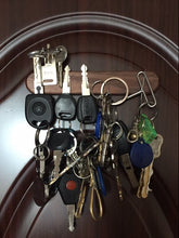 Big Bunch of Keys on Magnetic Key Hanger on Wall | Lost Keys | Present Pal