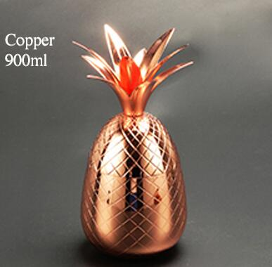 Copper Pineapple Cup | Great Present Ideas | Present Pal