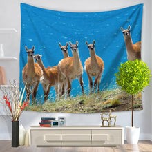I LOVE ALPACAS Tapestry