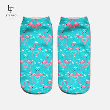 Flamingo Socks Style 3 | Present Pal