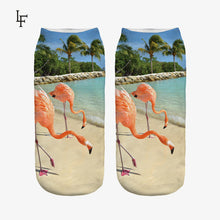 Flamingo Socks Style 9 | Present Pal
