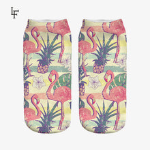Flamingo Socks Style 10 | Present Pal