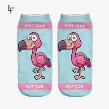 Flamingo Socks Style 2 | Present Pal