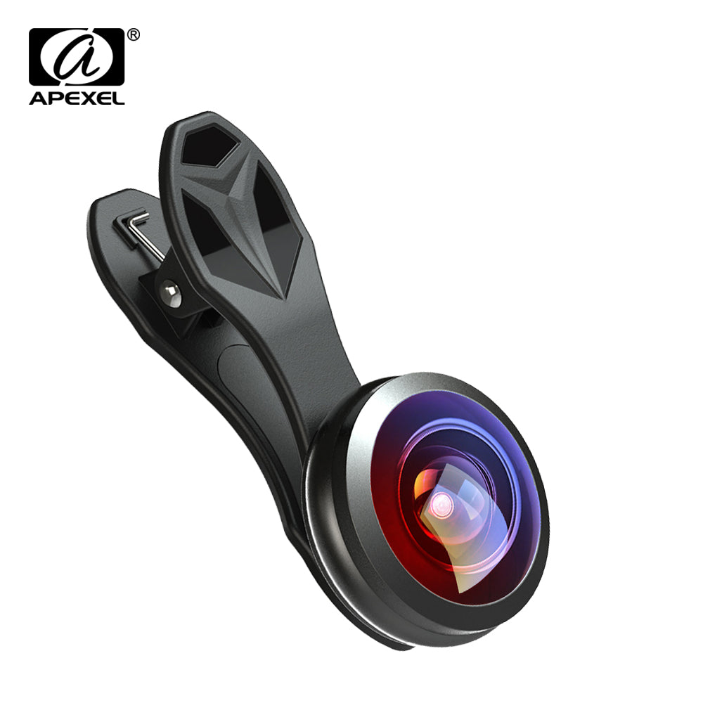 Super Wide fisheye lens for mobile phones