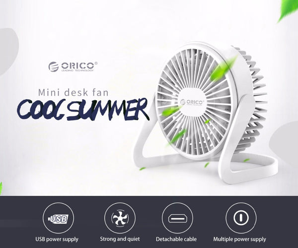 Mini USB Desktop Fan