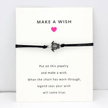 "Deluxe ""Make a Wish"" Turtle Bracelet"