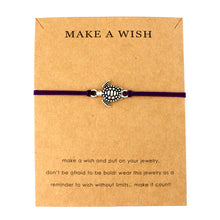 """Make a Wish"" Turtle Bracelet"