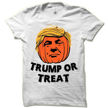 Donald Trump Or Treat Halloween T Shirt