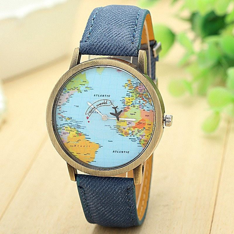 Travel Watch Blue | Present Pal