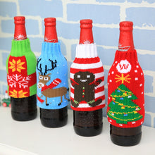 Wine Bottle Covers | Christmas Decorations | Present Pal
