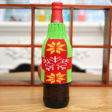 Snowflake Wine Bottle Cover | Christmas Decorations | Present Pal