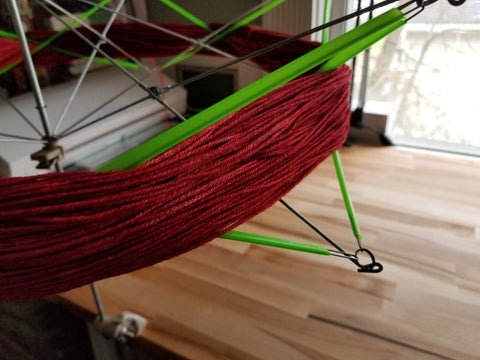 So you bought a skein of indie dyed yarn.... now what?