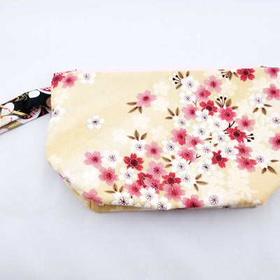 Cherry Blossom Project Bag - Medium