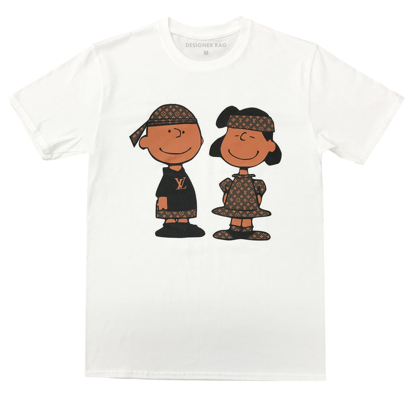 "Designer Rag ""Louis Brown"" T Shirt"