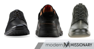 Saving Soles With Proper Missionary Shoe Care Tips Part 2