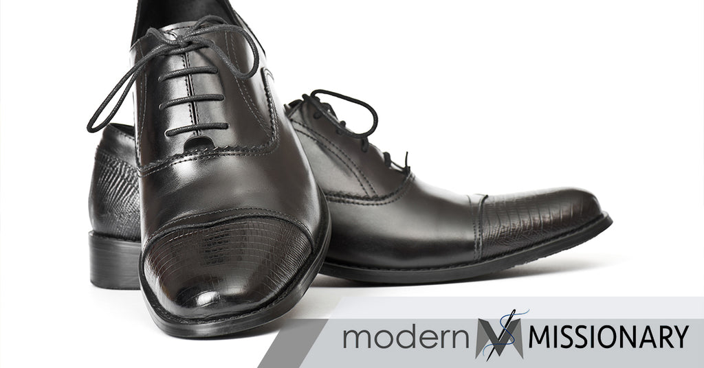 Saving Soles With Proper Missionary Shoe Care Tips Part 1