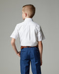 Boys Athletic Fit Dress Shirt