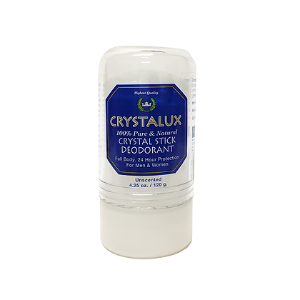 Crystalux Crystal Deodorant Stick