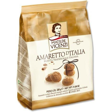 Amaretti Biscuits by Vicenzi - www.Limoncello.co.uk