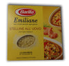 Barilla Pasta Stelline All'Uovo 250gms - www.Limoncello.co.uk