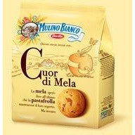 Cuor di Mela - Biscuits by Mulino Bianco 250g - www.Limoncello.co.uk