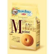 Macine Biscuits by Mulino Bianco 400g - www.Limoncello.co.uk