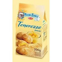 Tenerezze - Lemon Biscuits by Mulino Bianco 200g - www.Limoncello.co.uk
