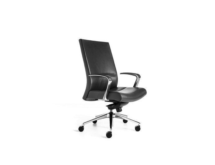 Solo Flight Executive Chair - Faux Leather