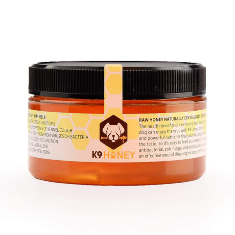 K9 Raw Honey - 6 oz - K9 Honey