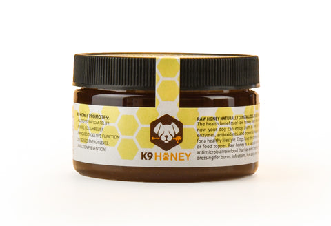 Case of K9 Honey (12oz) - K9 Honey