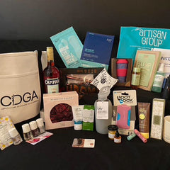 2020 Costume Designers Guild Awards Swag Bags