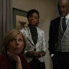 Earrings As Seen On CBS The Good Fight