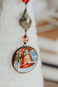 Bell Holiday Ornament
